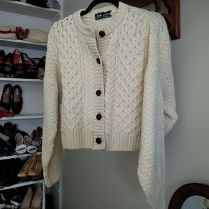 Vintage - Chunky Wool Sweater